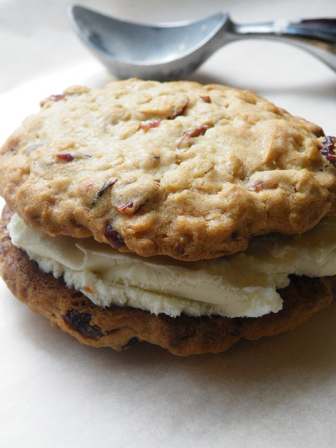 The Baker S Daughter Cranberry White Chocolate And Pecan Cookies